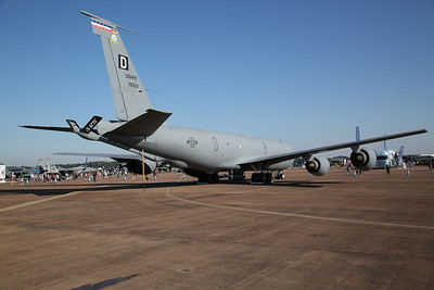 USAF Boeing KC-135R Stratotanker, 61-0321/D, on static display - 15/07/18