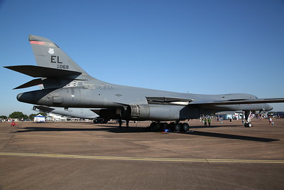 USAF Rockwell B-1B Lancer, 85-0069/EL, on static display - 15/07/18