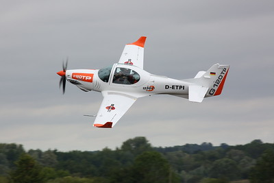 Grob Aircraft Grob 120TP, D-ETPI - 22/07/19