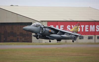 Spanish Navy McDonnell Douglas EAV-8B Harrier II, VA.1B-24/01-914 - 22/07/19