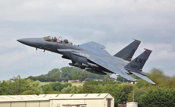 The Royal International Air Tattoo, RAF Fairford,  Departure Day, 22nd July 2019