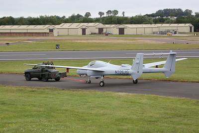 Northrop Grumman Firebird, N326JG - 22/07/19