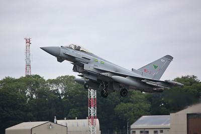 RAF Eurofighter Typhoon FGR.4, ZJ924/924/WS-J - 22/07/19