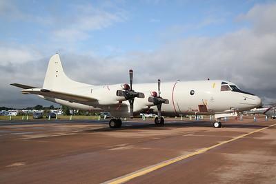 German Navy Lockheed P-3C Orion, 60+01, on static display - 20/07/19