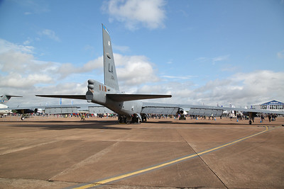 USAF Boeing B-52H Stratofortress, 60-0048/LA, on static display - 20/07/19
