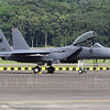In contrast, Singapore's first F-15SG was only rolled out in 2008, with the first aircraft arriving in Singapore in early 2010.