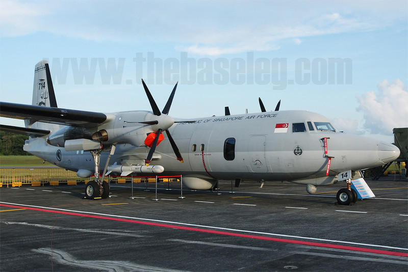 5 Fokker 50 Enforcer Mk.2 Maritime Patrol Aircraft are operated by Changi West-based 121 Sqn alongside 4 Fokker 50 transports. Singapore is reportedly looking at refurbished P-3 Orions as replacements in the Maritime Patrol role.