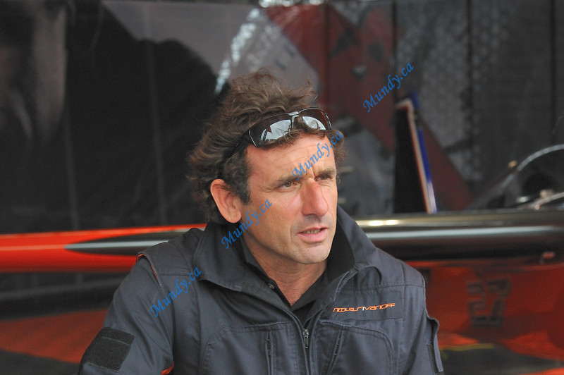 Nicolas Ivanoff - French Team.