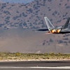 F-22 Raptor at Reno Air Races 08