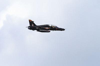 RAF Hawk T2 Role Demo - BAE Systems Hawk T2 ZK028/S - 29/08/15.