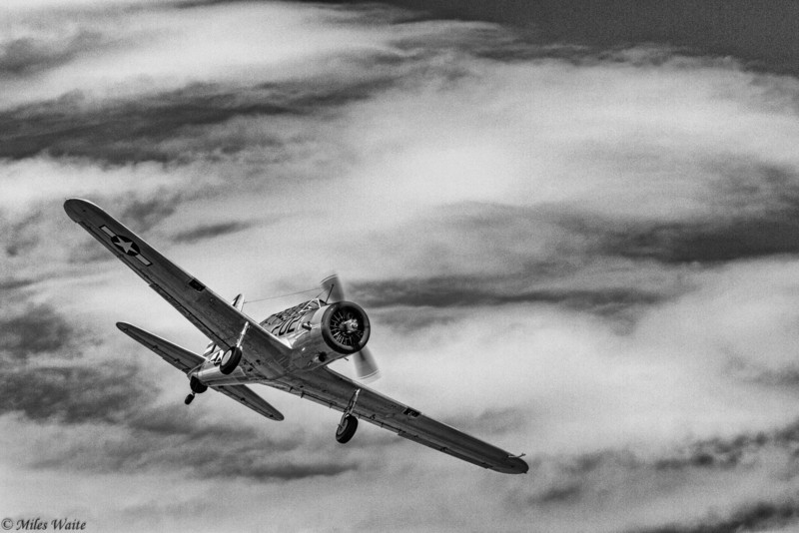 1941 Vultee BT-13A Valiant s/n 41-9616, N62700