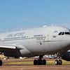 A330 Voyager - RAF - ZZ334 - RIAT 2017 Departures - RAF Fairford (July 2017)
