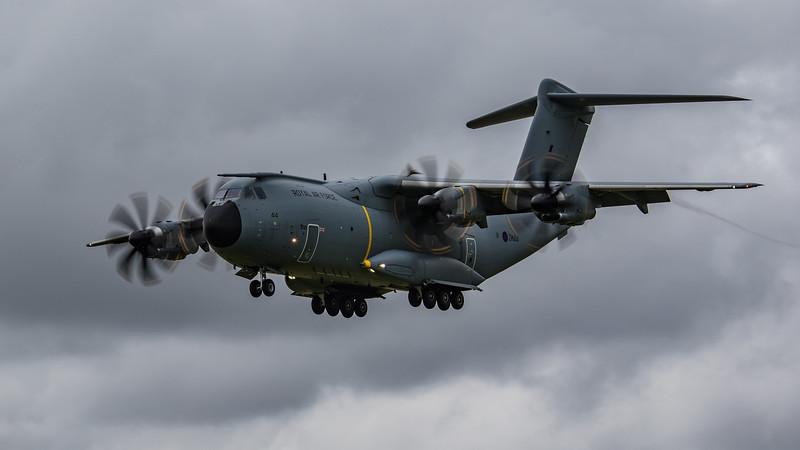 Atlas A400 - RAF - ZM414 - RAF Brize Norton (September 2020)