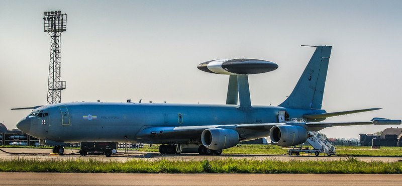 Boeing E-3 Sentry - AWACS - ZH101 - 8th Sqn - RAF Coningsby (May 2016)