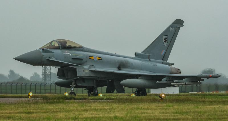 Eurofighter Typhoon - FGR4 - ZJ942 - DH - 11th Sqn - RAF Coningsby (June 2016)