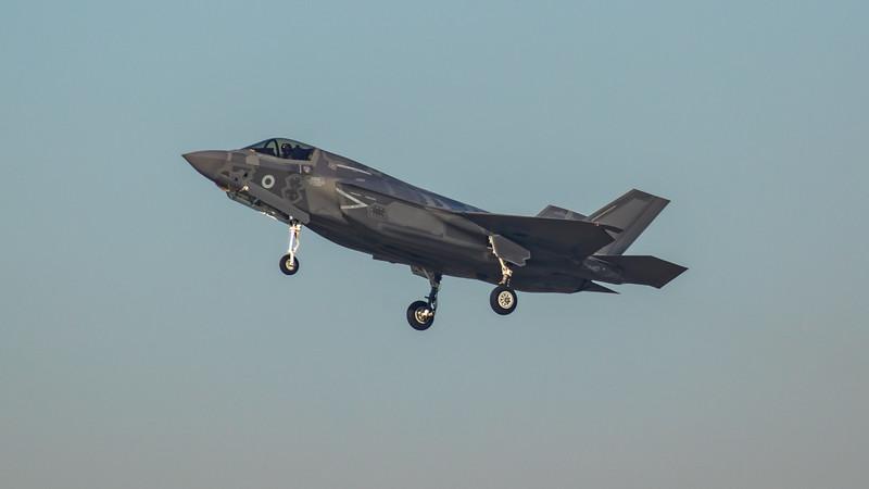 F35 Lightning II - RAF - ZM140 - RAF Marham (February 2019)