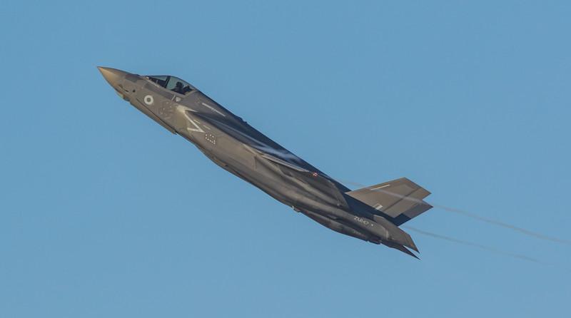 F35 Lightning II - RAF - ZM147 - RAF Marham (February 2019)