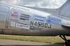 Douglas DC-3C N4550J, MAKS airshow, Zhukovsky Air Base, near Moscow, Russia, 28 August 2015 4.