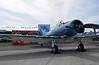 North American SNJ-4 Texan 26939 / N43NA, MAKS airshow, Zhukovsky Air Base, near Moscow, Russia, 28 August 2015 1.