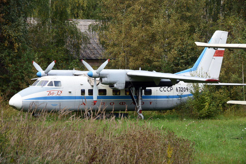 Aeroflot Beriev BE-32 CCCP - 67209, Russian Air Force Museum, Monino, Moscow, 27 August 2015.