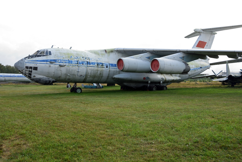 Aeroflot Ilyushin Il-76M CCCP - 86047, Russian Air Force Museum, Monino, Moscow, 27 August 2015 1.