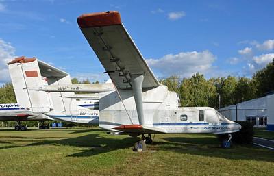 Russia: Civil aviation museum, Ulyanovsk