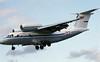 Antonov An-72P STOL transport 07 red, Farnborough, 12 September 1992 2
