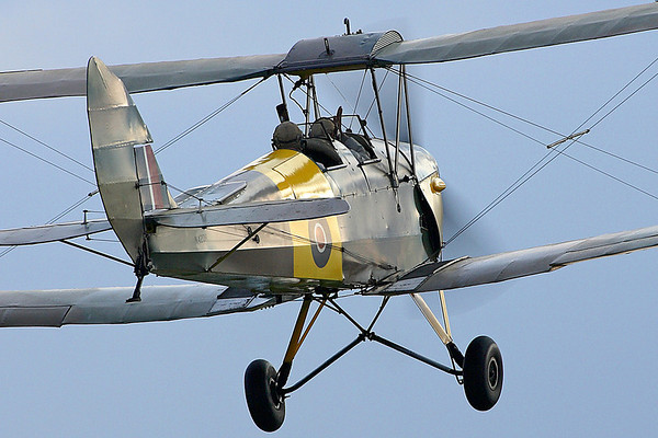 deHavilland Tiger Moth; Van Sant Airport, PA; Aug 2006