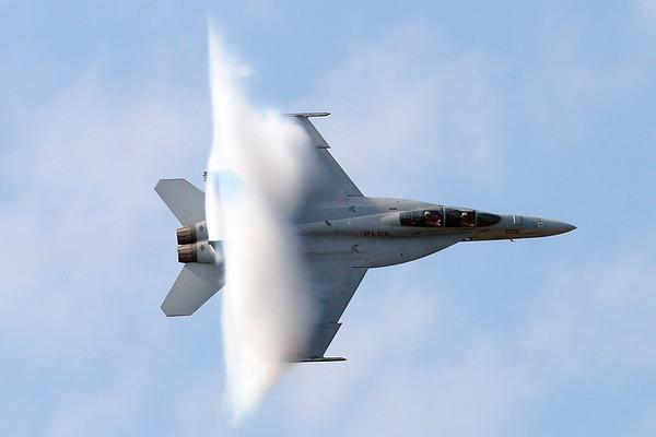 USN F-18 Hornet; Oceana NAS, VA; Sep 2005