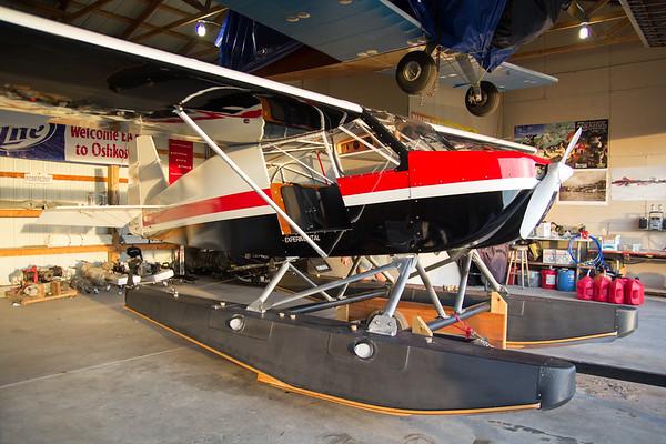 Staudacher Seaplane