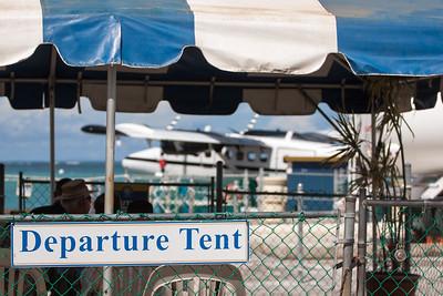 Departure Tent