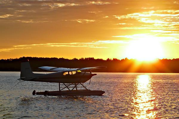 Otsego Lake Sunrise