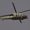 Presidential VH-60N  working the pattern at Los Alamitos AAF - 11 May 2012