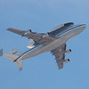 Shuttle Endeavor on it's way home - 21 Sept 2012