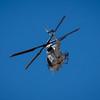 Bell 412 Landing Los Alamitos AAF - 17 Sept 2014