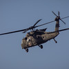 UH-60 Landing Los Alamitos AAF - 15 Aug 2013