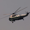 Presidential VH-3D working the pattern at Los Alamitos AAF - 21 Oct 2011