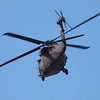 UH-60 working the pattern at Los Alamitos - 26 Oct 2011