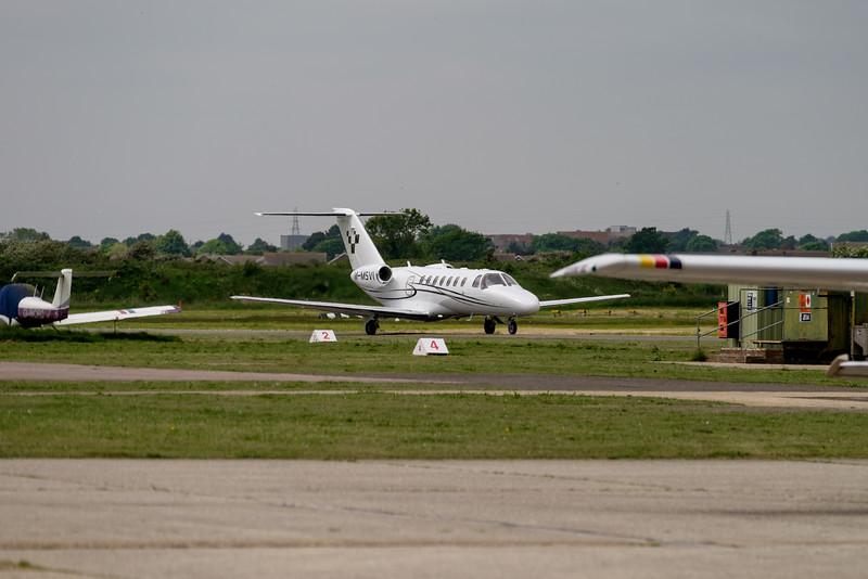 M-MSVI - Cessna 525B CitationJet Cj3