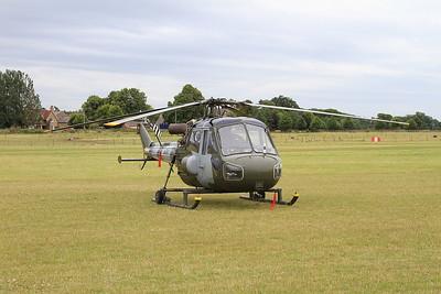 Westland Scout AH1, XW612 / G-KAXW - 05/07/15.