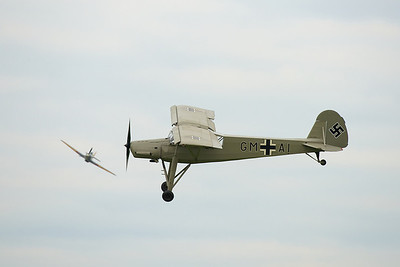 Storch vs Sea Hurricane