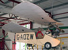 Replica of Mignet HM14 Flying Flea 'G-ADZW', Solent Sky Museum, Southampton, 15 June 2008