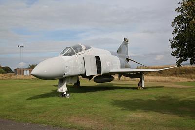 ex-RAF McDonnell Douglas F-4M Phantom FGR.2, XV406 - 04/08/18