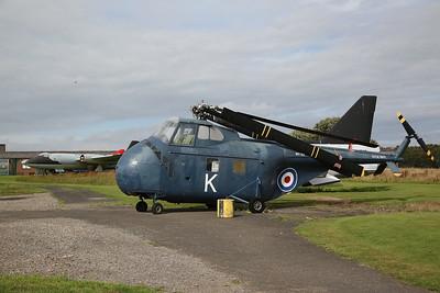 ex-USN & RN Sikorsky S.55 (later Westland Whirlwind), WV198/K / G-BJWY - 04/08/18