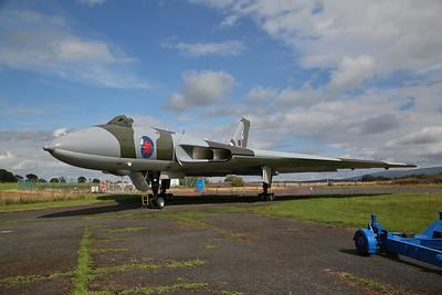 ex-RAF Avro Vulcan B.2A(MRR), XJ823 - 04/08/18