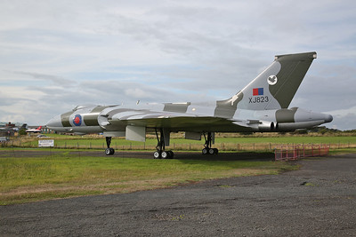 Solway Aviation Museum, 4th August 2018