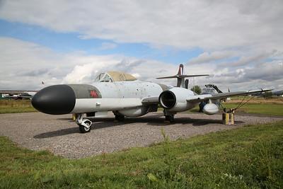 ex-RAF Gloster Meteor NF.14, WS832 - 04/08/18