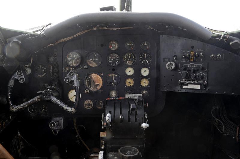 Percival Sea Prince T Mk 1 WP314, Solway Aviation Museum, Carlisle airport, Sat 15 September 2012 3