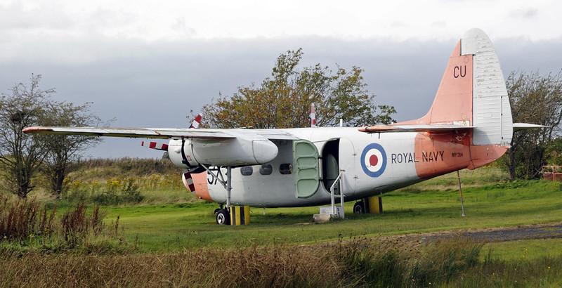 Percival Sea Prince T Mk 1 WP314, Solway Aviation Museum, Carlisle airport, Sat 15 September 2012 4