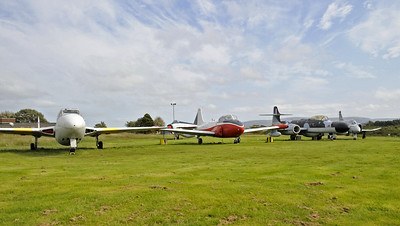 Solway Aviation Museum, 2012